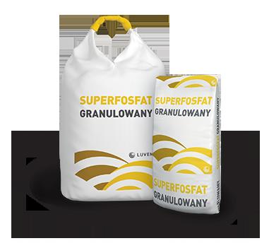 superfosfat granulowany